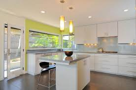 white small kitchen ideas with above kitchen cabinet lighting