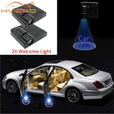 2x for Suzuki <b>Auto</b> Door <b>Welcome</b> Light <b>Car LED</b> Logo Projector ...