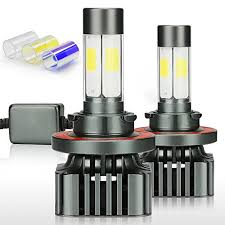 <b>Zdatt</b> 12000LM H13 9008 LED HeadLight Bulbs Conversion Kit ...