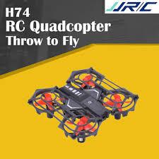 <b>JJRC</b> H74 <b>2.4 G</b> Interactive détection Radio Control Quadricoptère ...