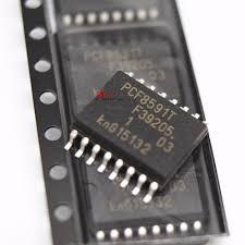5PCS PCF8591T <b>PCF8591</b> SOP16 8 bit analog to digital converter ...