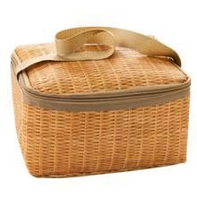 Портативные <b>сумки для пикника на</b> открытом воздухе, имитация ...