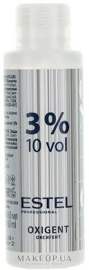 Оксигент 3% - Estel Professional De Luxe Oxigent ... - MAKEUP