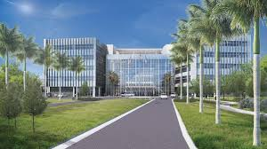 gov rick scott touts jobs at united technologies site in gardens this rendering shows how the utc center for intelligent buildings in palm beach gardens will look