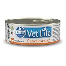 <b>Farmina Vet Life</b> Convalescence диетические <b>консервы</b> для кошек ...