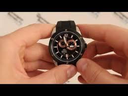 (HD) <b>часы orient</b> et0h002b [fet0h002b0] видеообзор от ...