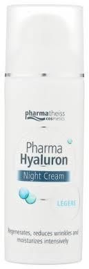 Pharma Hyaluron <b>Ночной крем для лица</b>, шеи и области декольте ...