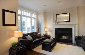 a small living room with a dual use ottoman and coffee table with top trays beautiful small livingroom
