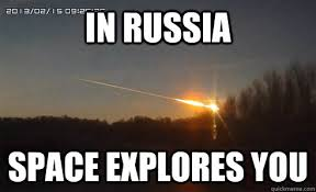 Russian Spunky Comet Fall memes | quickmeme via Relatably.com