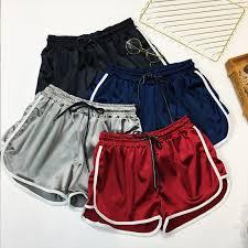 [<b>S</b>-<b>5XL</b>] <b>Korean</b> loose slim, broad leg sports <b>shorts</b>, <b>female</b> running ...