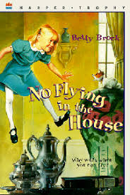 No Flying in the House, fairies, Betty Brock, family