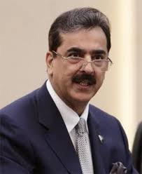 ISLAMABAD: Pakistan's top court on Tuesday disqualified Prime Minister Yousuf Raza Gilani in a stunning move likely to throw the country into fresh turmoil ... - yousuf_raza_gilani_1340107395_460x460