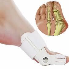 Pinkiou <b>1 Pair Big Bone</b> Toe Hallux Valgus Bunion Splint Corrector ...