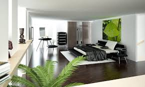 asian inspired elegant bedroom design with indoor plants image asian style bedroom design