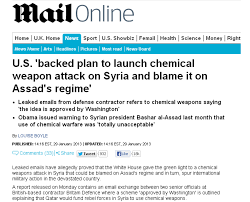 chemical attack in idlib duplication of scenario in eastern against this background the washington s decision to fall back upon the east ghouta scenario raises many questions