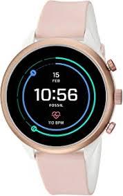 Silicone - Wrist Watches / Women: Watches - Amazon.co.uk