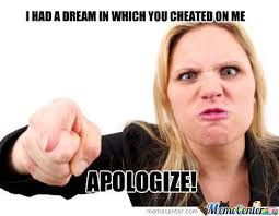 Memes Vault Angry Girlfriend Memes via Relatably.com