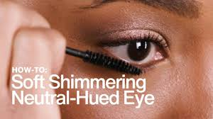 HOW TO: Soft Shimmering, Neutral-Hued Eyes | <b>MAC</b> Cosmetics ...