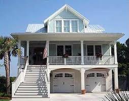 ideas about Beach House Plans on Pinterest   House plans    Plan NC  Narrow Lot Beach House Plan
