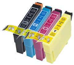 Epson (<b>18XL</b>) (<b>4 Pack</b>) T1816 Inkjet Cartridges | Printerinks