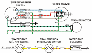 bosch rear wiper motor wiring diagram wiring diagram vw wiper motor