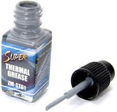 Zalman ZM-STG1 Super Thermal Grease: Electronics - Amazon.com