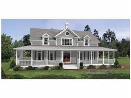 Colonial House Plans   Wrap around Porches Modern Day Colonial    Colonial House Plans   Wrap around Porches Modern Day Colonial House Landscape