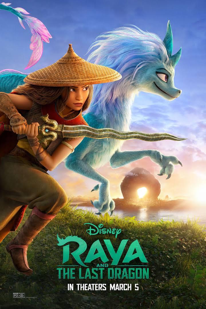 Download Raya and the Last Dragon (2021) Dual Audio [Hindi-English] 480p | 720p