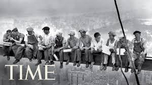 <b>Lunch Atop A Skyscraper</b>: The Story Behind The 1932 Photo | 100 ...
