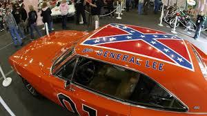 'Dukes of Hazzard' toy <b>car</b> General Lee loses its Confederate <b>flag</b> ...