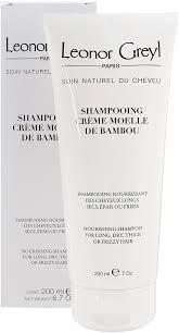 Leonor Greyl <b>Крем</b>-<b>шампунь</b> для волос, с <b>экстрактом бамбука</b>, 200 ...