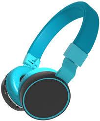 Гарнитура накладная bluetooth <b>Ritmix RH</b>-<b>415BTH Blue</b>-<b>grey</b> ...