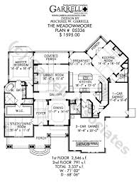 meadowmoore cottage craftsman style house plan Southern House Plans One Story floor plans for ranch house plans, european floor plans one story house plans southern living
