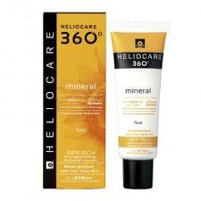 Купить Heliocare 360º Mineral Fluid SPF 50+ Sunscreen ...
