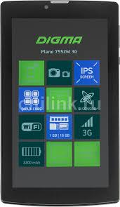 Купить <b>Планшет DIGMA Plane 7552M</b> 3G, 1GB, 16GB черный в ...
