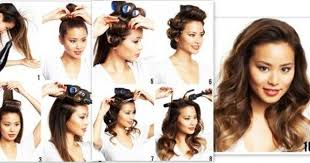 15 Very Amiable And Very Simple <b>DIY Hairstyle</b> Tutorials