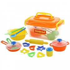 Купить <b>Набор</b> детской посуды (<b>20 элементов</b>) по цене <b>20</b>,14 BYN ...