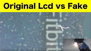 <b>Huawei Original</b> Lcd vs Fake - YouTube