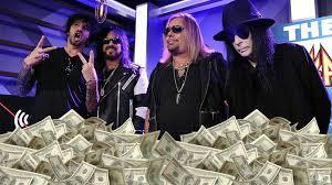 <b>Motley Crue: 'The</b> Dirt' on why the reunion tour will rake it in   Fox ...