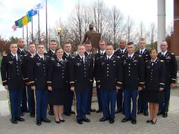 Image result for pictures of military cadets getting commission