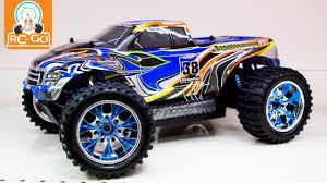 <b>Радиоуправляемая</b> модель <b>Монстра HSP Brontosaurus</b> Pro 4WD ...