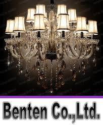 18 <b>Lights</b> Traditional Luxury Large Crystal <b>Ceiling</b> Chandelier <b>Lamp</b> ...