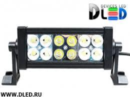 <b>Фара</b> рабочего освещения 40 <b>led</b> Epistar <b>Dled</b> 120W ...