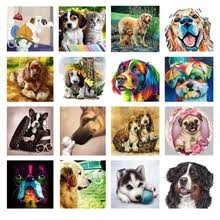 Buy <b>diamond painting</b> dogs and get free shipping on AliExpress