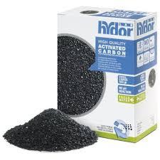 <b>Hydor наполнитель</b> уголь для химической фильтрации 400 г