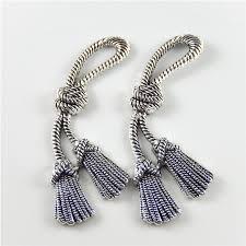 (<b>5pieces</b>)Creative <b>Women</b> Rope Bow Tassel <b>Necklace</b> Pendant ...