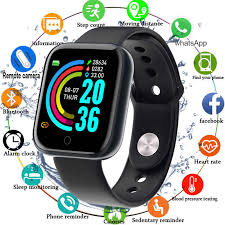 2020 <b>Smart Watch Men</b> Women <b>Blood</b> Pressure <b>Smartwatch</b> Watch ...