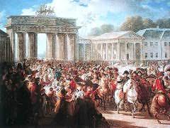 「1989年 - ベルリン・ブランデンブルク門の開通式。」の画像検索結果