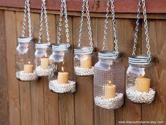 candle wall sconces mason jar candles and jar candles on pinterest adore diy hanging mason