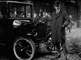 henry ford father of the th century american car industry
